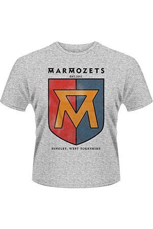 Plastic Head Plasthuvud Marmozets M Seal bandad krage kortärmad t-shirt