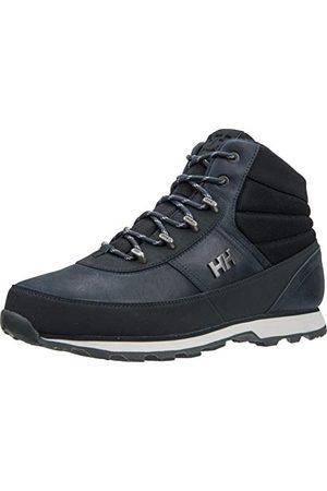 Helly Hansen Herr Woodlands 10823-598 vandrings- och vandringskängor, Navy Black Off White 598-44.5 EU