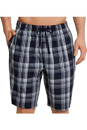 Schiesser Herr Mix & Relax Long Boxer pyjamas Bottoms