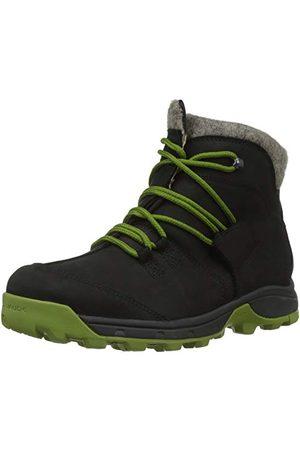 Vaude Dam grön kärna mitt vandrings- och vandringsskor, Phantom Black 678-7.5 UK