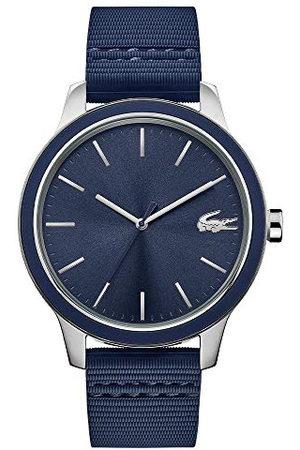 Lacoste Herr analog kvartsklocka med silikonrem 2011086