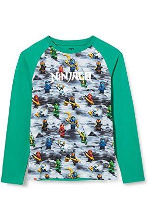 LEGO Wear Pojkar Mwa långärmad tröja Ninjago t-shirt