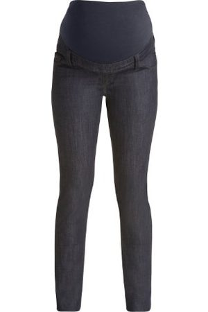 Noppies Pants denim skinny Dallas 70439 dam omstandsmode/byxor, skinny/slim fit (röhre)