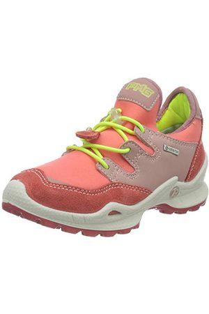 Primigi Flickor scarpa bambu goretex hög sneaker, Bluet Fux Fl Bl 5379844-28 EU
