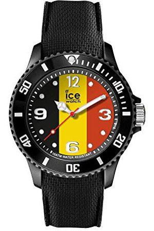 Ice-Watch – ICE world Belgien – armbandsur för män med silikonrem – 015733 (medium)