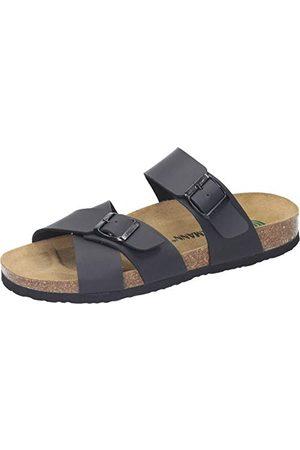 DR. BRINKMANN Herr 60004–01 platt sandal, - 44 EU