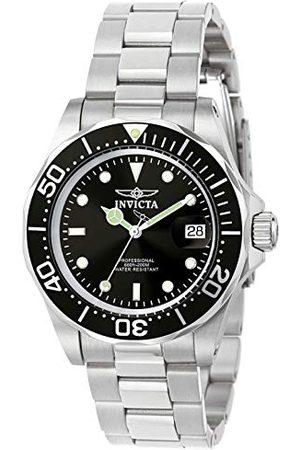 Invicta 9307 Pro Diver unisex klocka rostfritt stål kvarts urtavla