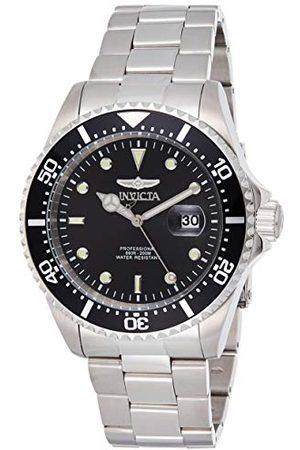 Invicta 22047 Pro dykare herr klocka rostfritt stål kvarts urtavla