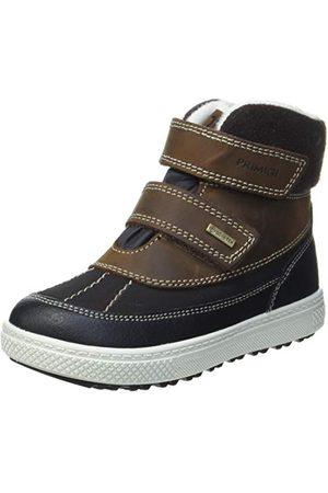 Primigi Unisex baby pbzent 63601 First Walker Shoe, Mar S Ner Mar S19 EU