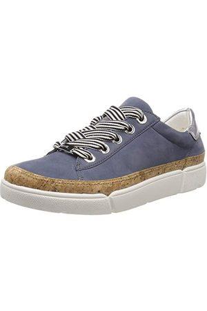 ARA Dam Rom 1214404 sneaker, jeans natur 06-41.5 EU