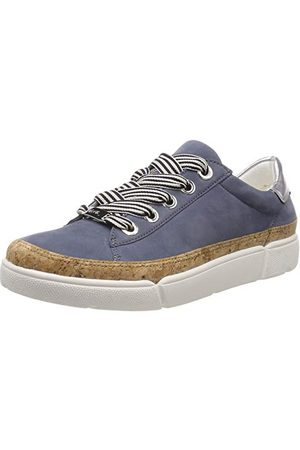 ARA Dam Rom 1214404 sneaker, jeans natur 06-42.5 EU