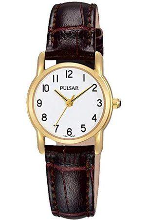 Pulsar Lorus Watches herrarmbandsur sport kronograf kvarts läder RT337FX9