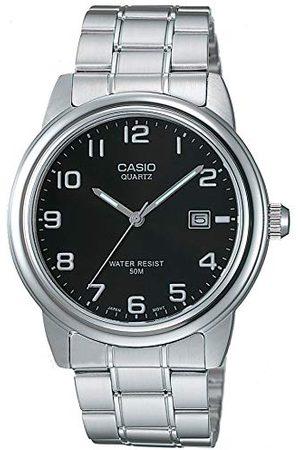 Casio Collection analog klocka för kvinnor MTP-1221A med rostfritt stålrem Armband