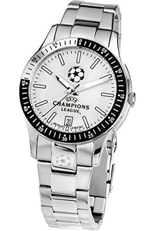 Jacques Lemans UEFA Champions League U-30E metallarmbandsur för män