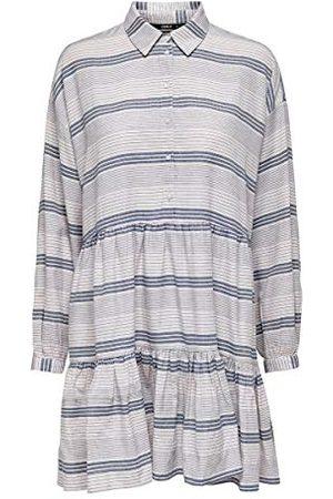 Only Onlmila L/S Short Dress WVN klänning