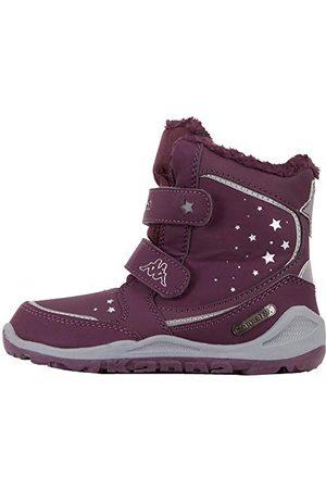Kappa Unisex barn Cui Tex sneaker, 2615 silver30 EU