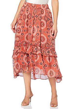 Carmakoma Dam Cartrust Maxi kjol