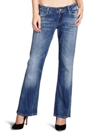 Cross Jeans dam jeans normal midja, H 480-376/Laura