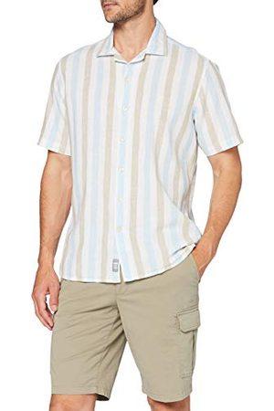 Camel Active Camel aktiv vardaglig skjorta för män