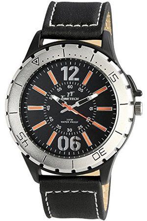 Shaghafi Herr analog kvartsklocka med olika material armband 227421200019