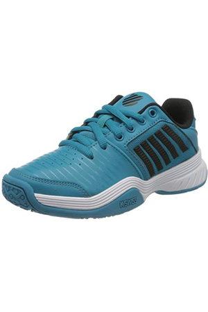 Dunlop Herr Ks Tfw Court Express Omni-alger /blk/White-m sneaker, Alger, vit35.5 EU