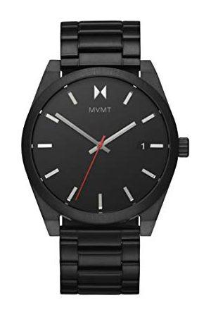 MVMT Herr analog kvartsklocka med rostfritt stålrem 28000039-D