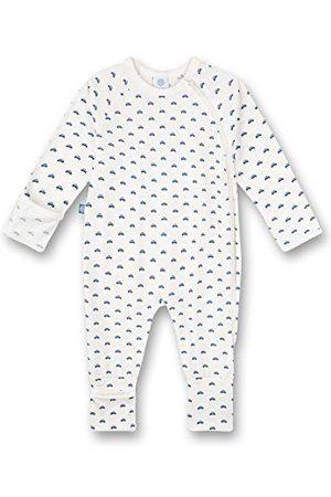 Sanetta Baby-pojkar Strampler beige spädbarn sovplagg