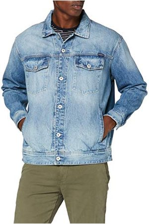 Superdry Herr Easy Trucker Jeansjacka