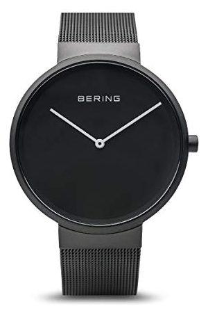 Bering Unisex vuxna analog kvartsklocka med rostfritt stål armband 14539–122