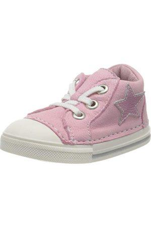 Däumling Baby-flicka esther sneakers, rosa21 EU