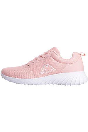 Kappa Dam Ces Nc Sneaker, Rosé White 2110-44 EU