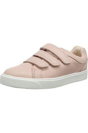 Clarks Boys City Oasislo K Sneaker, rosa31 EU