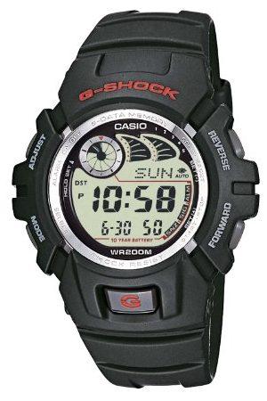 Casio G-Shock Digital herrarmbandsur 20 bar armband En storlek
