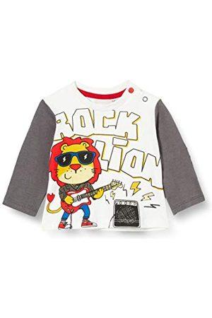 chicco Baby-pojkar Manica lunga långärmad t-shirt