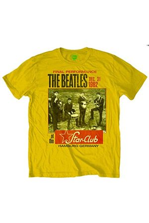 UNKNOWN The Beatles herr Star Club kortärmad t-shirt