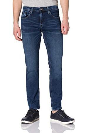 Cross Herr Jimi avsmalnande passform jeans