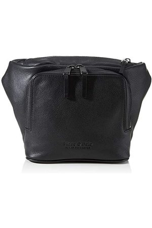 Marc O' Polo Herr Thage BELT BAG, en storlek, SVARTEinheitsgröße