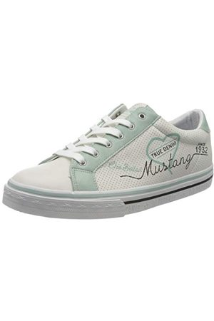Mustang Flickor 5056-305-277 sneakers, Elfenben Ice Green 277-39 EU