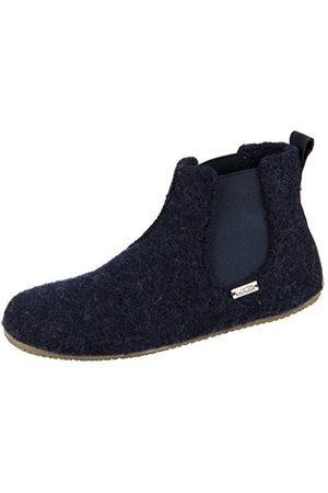 Living Kitzbühel Pojkar Chelsea boots enfärgade höga tofflor, nattblå 59026 EU