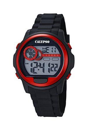 Calypso Herrarmbandsur digital kvarts plast K5667/2