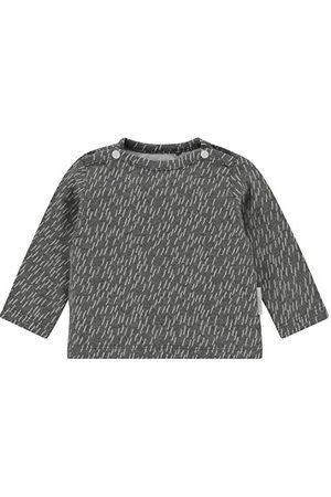 Noppies Baby-unisex U-tröja smal Ls Quzhou Aop t-shirt