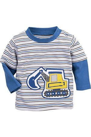 Schnizler Baby-pojkar sweat-shirt interlock väska liten tröja