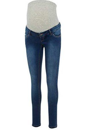 Mama Licious Dam MLLOLA Slim Blue Jeans NOOS B. Ostandshose