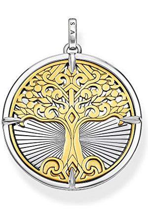 Thomas Sabo Unisex sterling silver kubisk zirkonia nyckelring – PE885-966-39