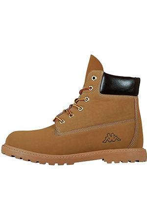 Kappa Unisex Kombo Mid Combat Boots, 4150 Brown, 40 EU
