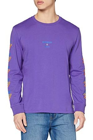 Superdry Herrsportstyle Nrg Ls Top t-shirt