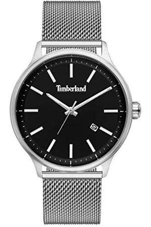Timberland Herrar analog kvarts klocka med rostfritt stål armband TBL15638JS.02 mm