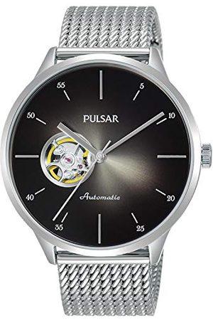 Seiko Herr analog kvartsklocka med rostfritt stål armband 1