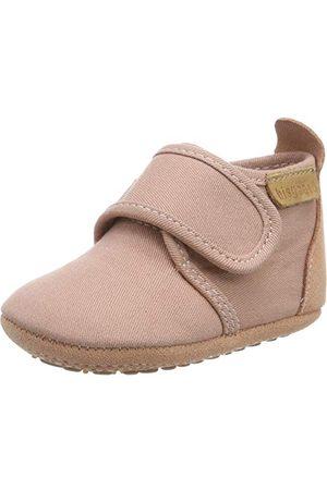Bisgaard Flickor Home Shoe-Cotton tofflor, naken 9422 EU