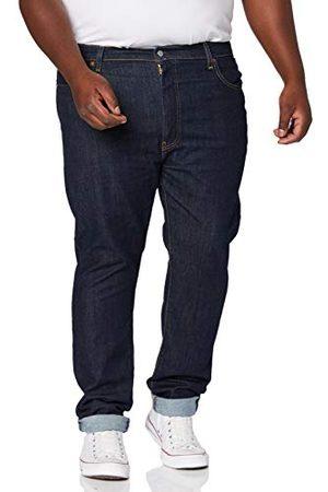 Levi's Big And Tall Man Slim - Herr 512 Slim Taper B&T Jeans, Rock Cod, 42 W/34 L